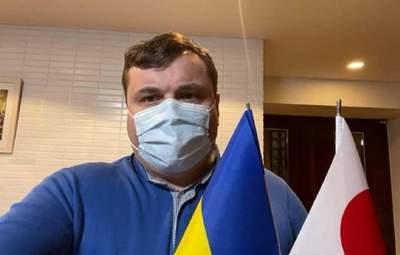 Гендиректор Укроборонпрома Гусев в Японии заболел коронавирусом