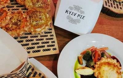 Киянам пропонують обрати логотип для Kyiv Pie: це нова столична страва
