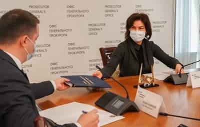 НАБУ и ГБР ведут расследование против Венедиктовой из-за вмешательства в дело Татарова
