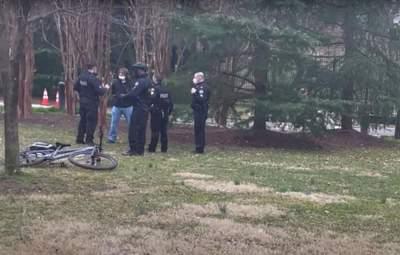 Біля резиденції Камали Гарріс затримали чоловіка з гвинтівкою: відео