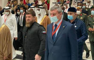 Уруський поруч з Кадировим: що новий заступник Єрмака думає про інцидент в ОАЕ