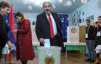 Внеочередные выборы в Армении состоятся 20 июня, – Пашинян