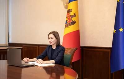 КС Молдавии разрешил Санду назначать премьера