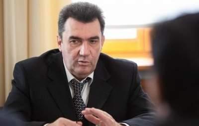 Никаких пиар-целей по санкциям против Медведчука СНБО не имеет, – Данилов