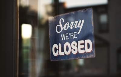Не витримали карантину: скільки українських ресторанів закрилися у 2020 році