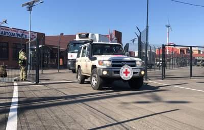 Гуманитарная помощь для Луганска: в ОРДЛО привезли медикаменты
