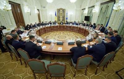 На СНБО будут вопросы, касающиеся тем безопасности и наведения справедливости, – ОП