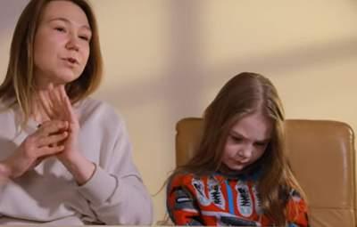 Мама 8-летней блогерши заявила о насилии в семье и проблемах Миланы с произношением