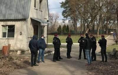 """Экс-беркутовцы, охрана ОПЗЖ и незаконная земля, – СМИ рассказали о фирме """"Шторм"""""""