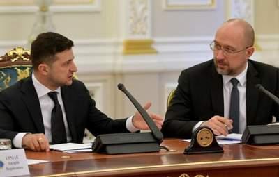Зеленский, Шмыгаль и 15 министров: НАПК начало полную проверку еще 98 деклараций должностных лиц