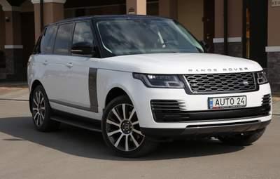 Подержанный Range Rover: сколько стоит содержать авто депутата