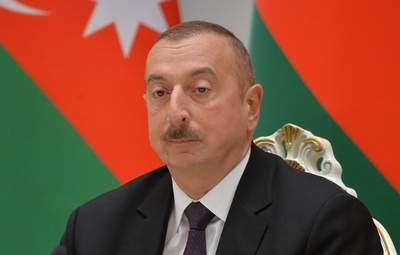 Азербайджан не має територіальних претензій до Вірменії, – Алієв