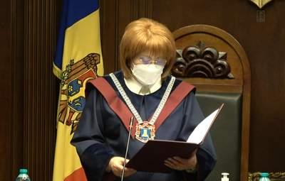 За розпуск парламенту: Конституційний Суд Молдови підтримав Санду