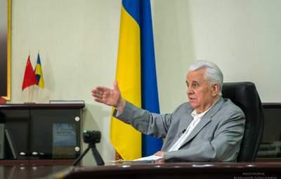 Россия не хочет мира, она блокирует все шаги по Донбассу, – Кравчук
