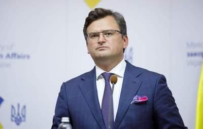 Политический кризис в Молдове: Кулеба поддержал Санду