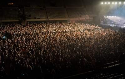 Експеримент в Іспанії: після концерту у 5000 людей не виявили COVID-19