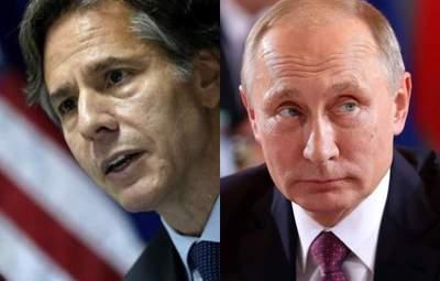 Усе в руках Путіна, – у Держдепі США назвали умову співпраці з Росією