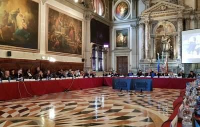 Венецианcкая комиссия обнародовала срочный вывод о законопроекте Зеленского по ВСП