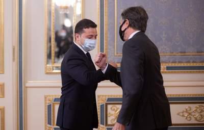 Есть одна идея, – Зеленский и Блинкен обсудили ситуацию в Черном и Азовском морях