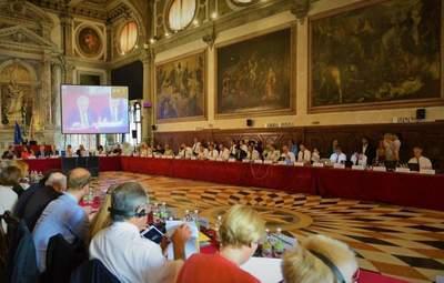 Венецианская комиссия поддержала проект Зеленского о наказании за ложное декларирование