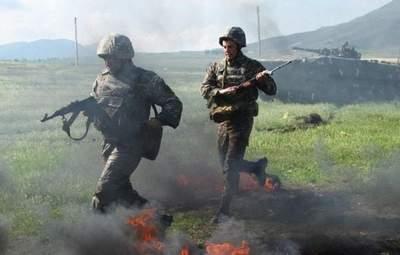 В Азербайджане назвали число погибших военных во время боев за Нагорный Карабах