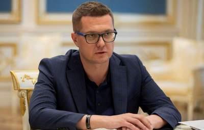 Медведчук легітимізував окупацію Криму, – Баканов