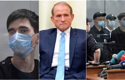 Главные новости 12 мая: Медведчук явился в прокуратуру, казанского стрелка взяли под стражу