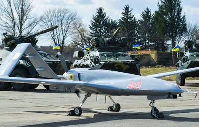 ВМС України цього року отримають потужний турецький безпілотник Bayraktar