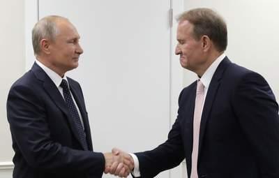 Политически – это большой удар, – Монастырский о вероятном бегстве Медведчука в Россию