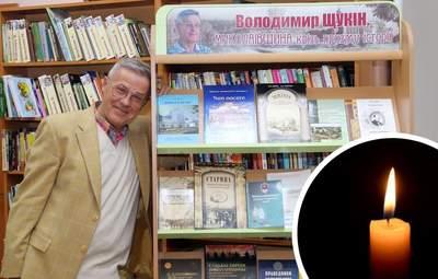 У Миколаєві знайшли мертвим відомого історика Володимира Щукіна, на тілі – ножове поранення