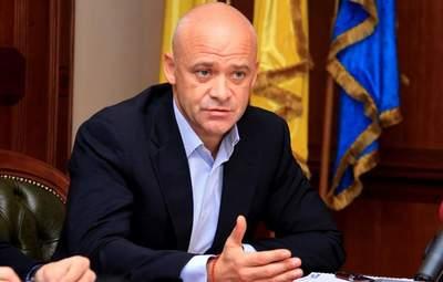 Російськомовний гімн Одеси: Труханов назвав провокацією зауваження мовного омбудсмена