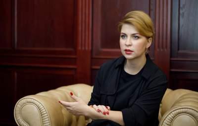 Україна очікує, що ЄС перегляне політику сусідства, – Стефанішина