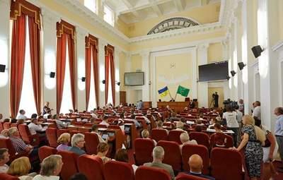 Надто часто говорили російською: за харківськими депутатами будуть стежити
