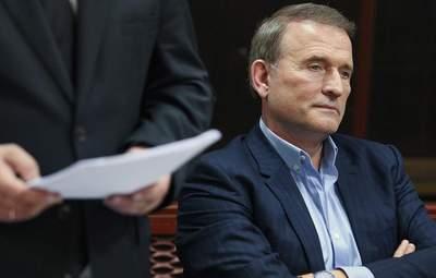 Скільки українців підтримують санкції проти Медведчука: дані соцопитування