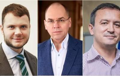 Министры – на выход: достижения и провалы Степанова, Петрашко и Криклия