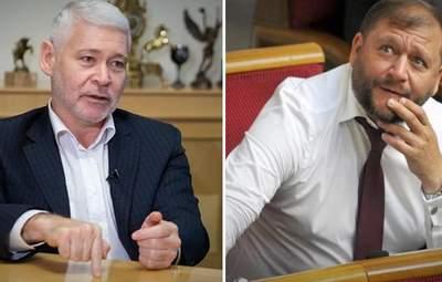Терехов и Добкин возглавляют топ кандидатов на выборах мэра Харькова: кто в антирейтинге