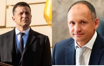 Татаров – професійна людина, – Зеленський про скандал в ОП
