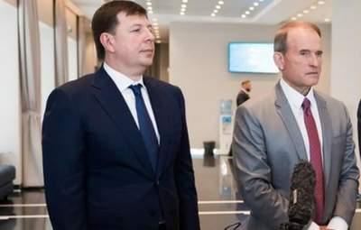 Медведчук заявив, що не спілкується з Козаком і не знає, де він перебуває