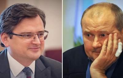 Тему качають проросійські ЗМІ, – Кулеба про справу Чауса й відносини з Молдовою