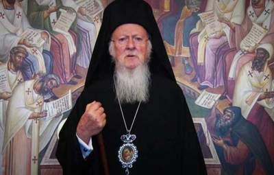 Вселенский патриарх Варфоломей все же приедет в Украину в августе, – Офис Президента