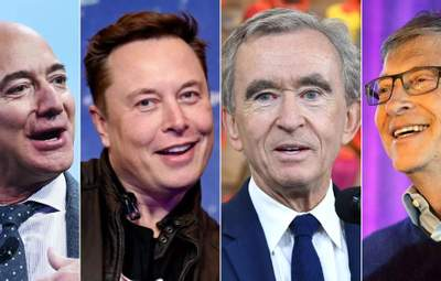 Не Ілон Маск і не Джефф Безос: хто тепер найбагатший у світі