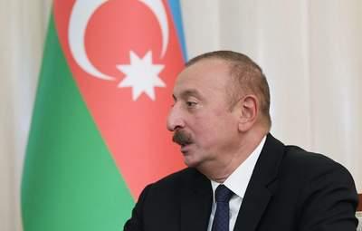 Алієв наполягає на будівництві коридору територією Вірменії