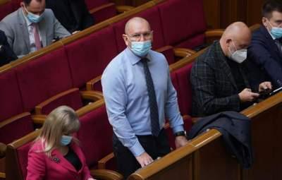 """У Раді офіційно оголосили про виключення одіозного Шевченка зі """"Слуги народу"""""""