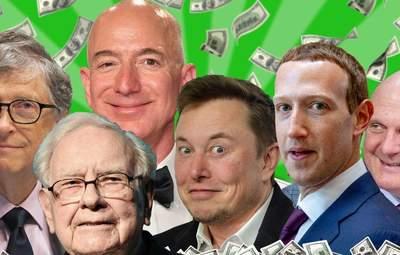 Мільярдери роздають гроші: чому вони це роблять