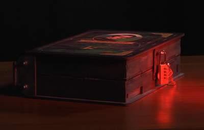 """Книга, в которую можно играть: интерактивный """"Магический Кобзарь"""" поможет подготовиться к ВНО"""