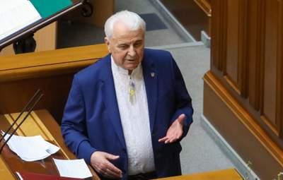 Байден мав би поспілкуватися з Зеленським, якщо хоче говорити з Путіним про Україну, – Кравчук