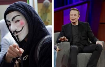 Ілон Маск відреагував на погрози хакерів: користувачі соцмереж здивовані відповіддю