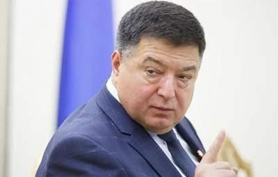 """Тупицкий говорит, что """"чист перед судом"""" и не заслуживает жесткой меры пресечения"""