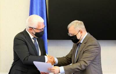 Украина будет сотрудничать с Норвегией в сфере ядерной безопасности