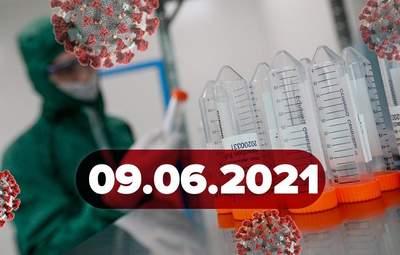 Новини про коронавірус 9 червня: вся Україна в зеленій зоні, привезли ще одну партію Pfizer
